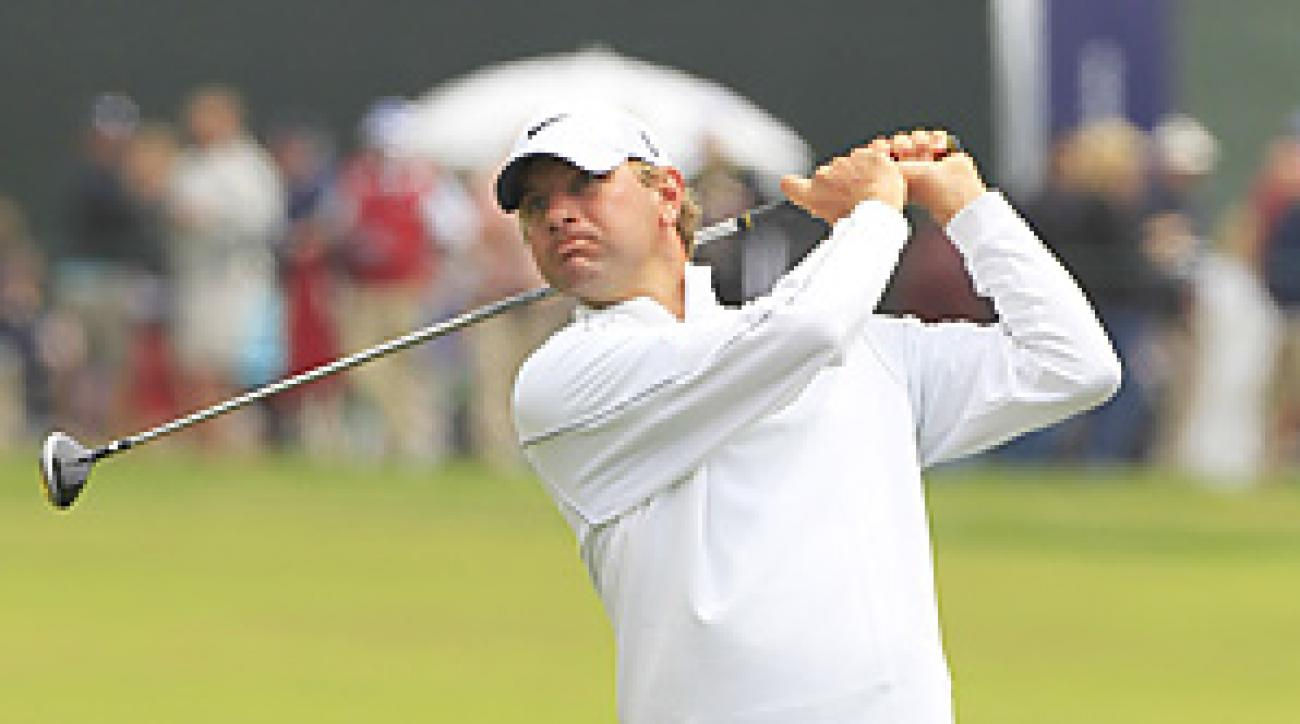A Saturday 77 all but ended Lucas Glover's quest to repeat as U.S. Open champion.