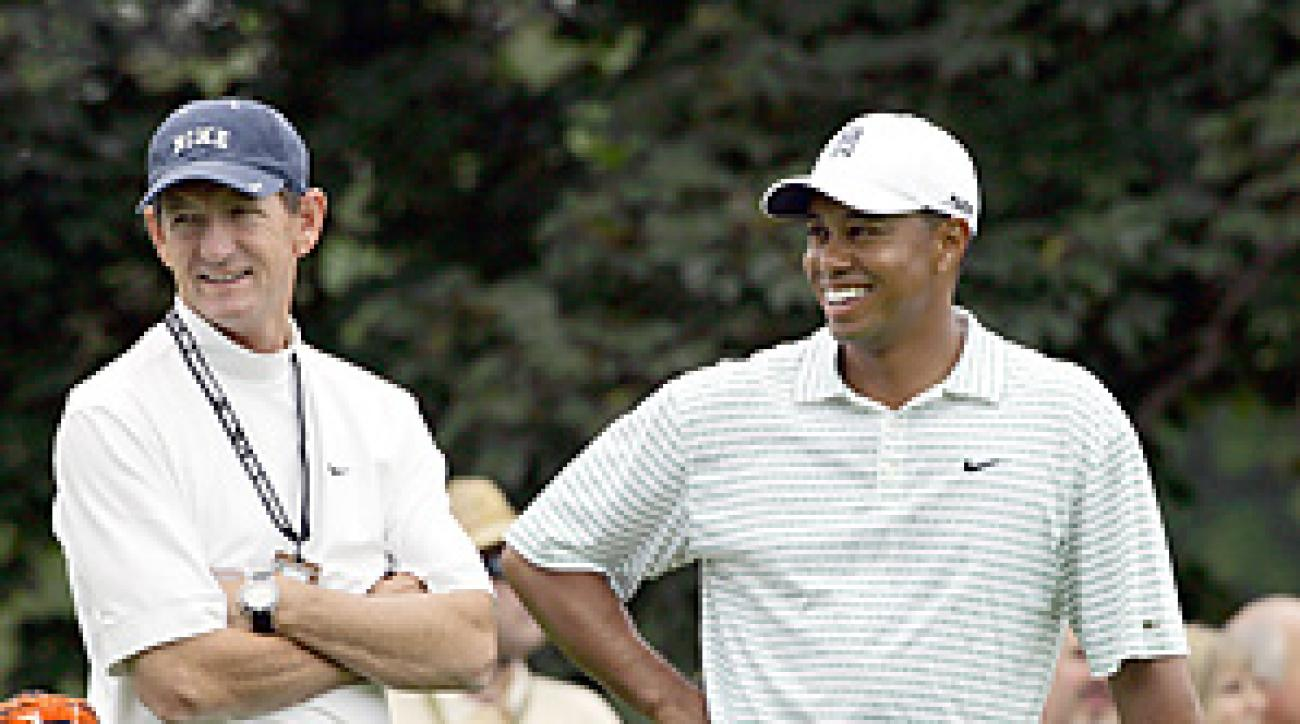 Hank Haney parted ways with Tiger Woods last week after working with the world's No. 1 player for more than six years.