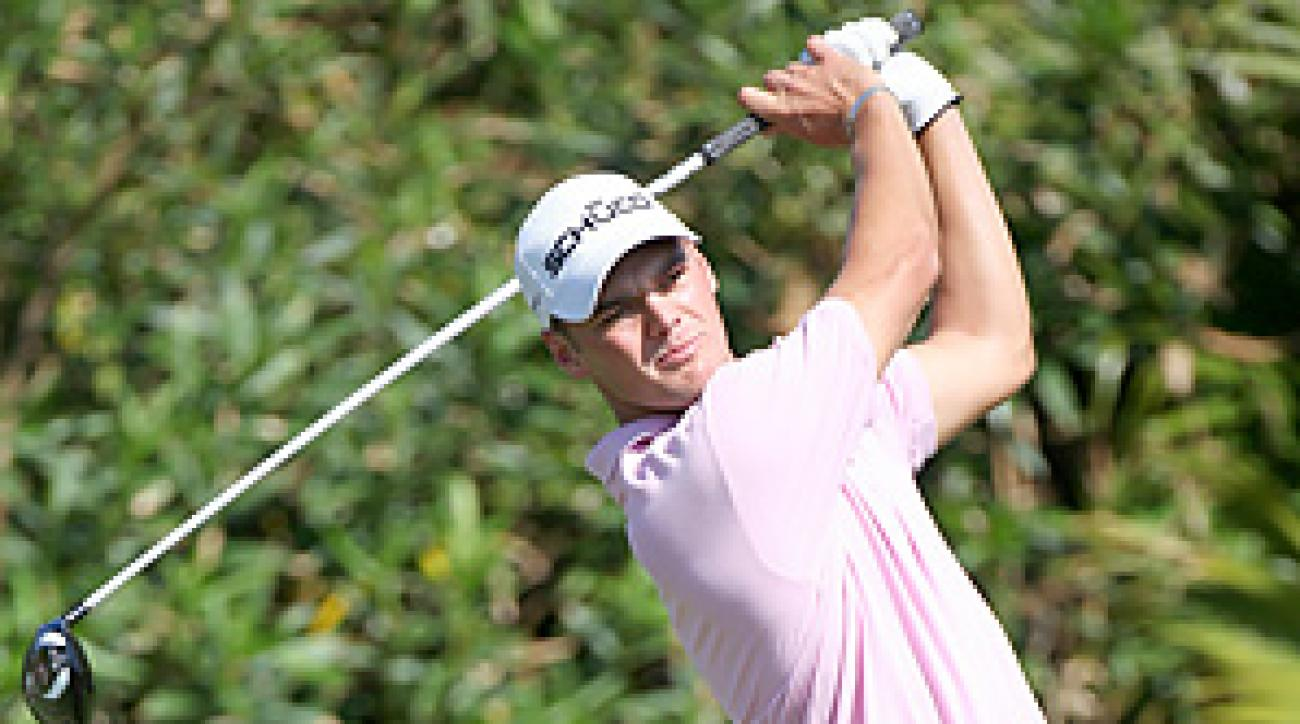 Martin Kaymer will take over the No. 1 ranking with a win or solo second this week.