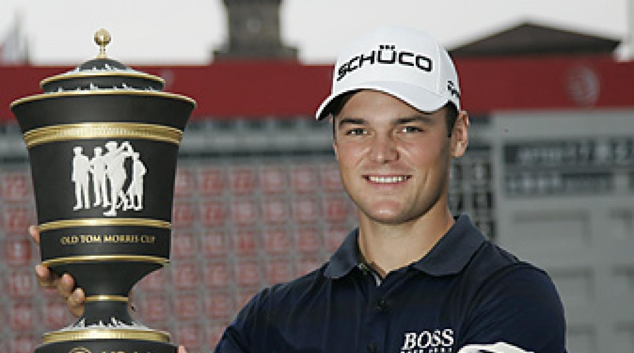 Martin Kaymer won the PGA Tour's second and final Asian event of the season, the HSBC Champions.