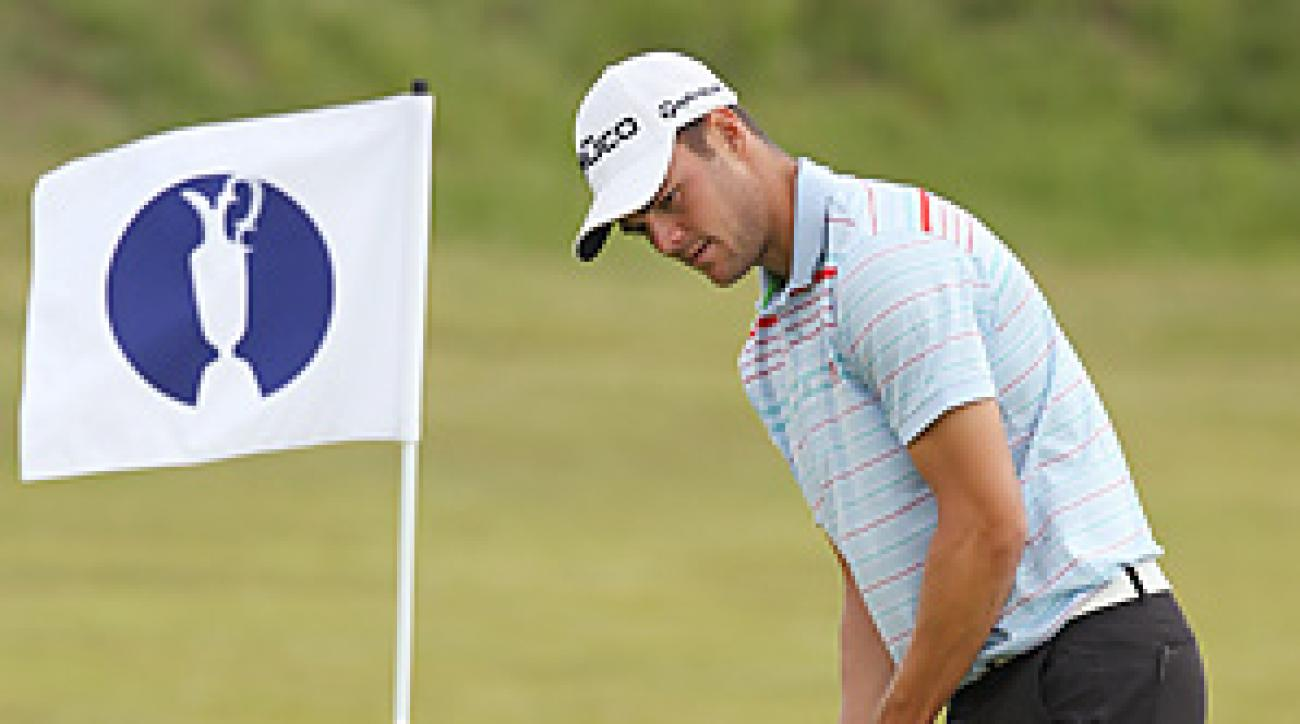 Martin Kaymer is looking for his second career major this week at Royal St. George's.