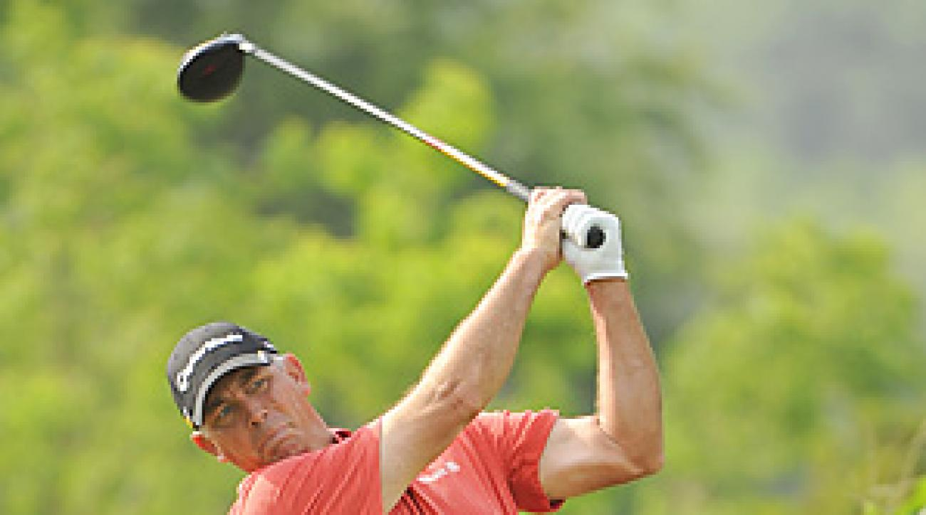 Tom Lehman has three wins on the Champions Tour so far this season.