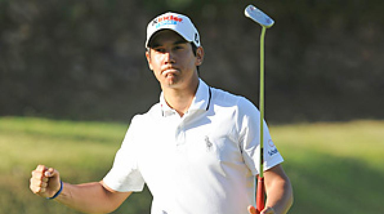 Matteo Manassero, 17, won the Castello Masters to become the youngest player to win a European Tour event.