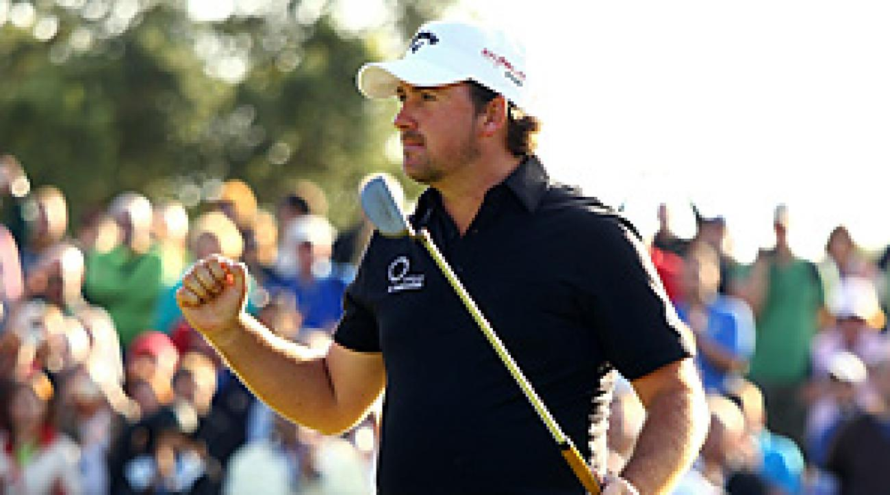 Graeme McDowell earned his third victory this season on the European Tour.