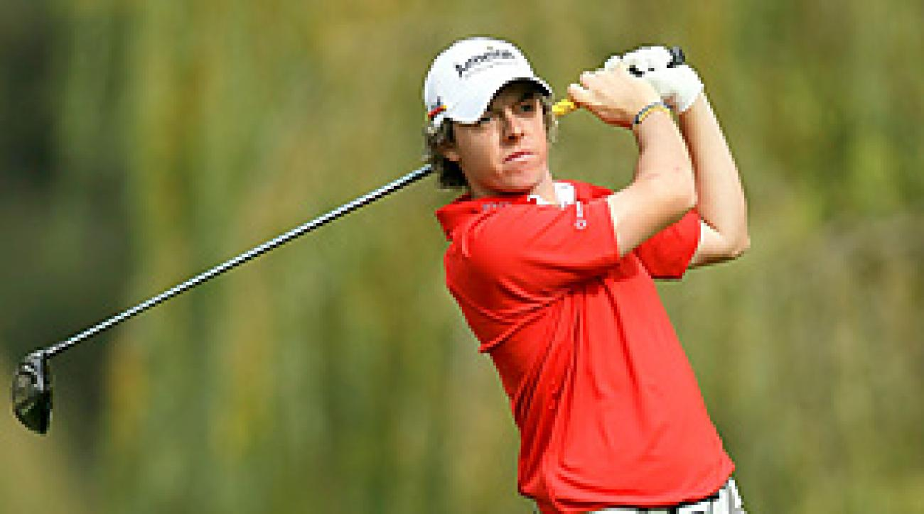 Rory McIlroy will forfeit PGA Tour membership in 2011, but can reapply in 2012.