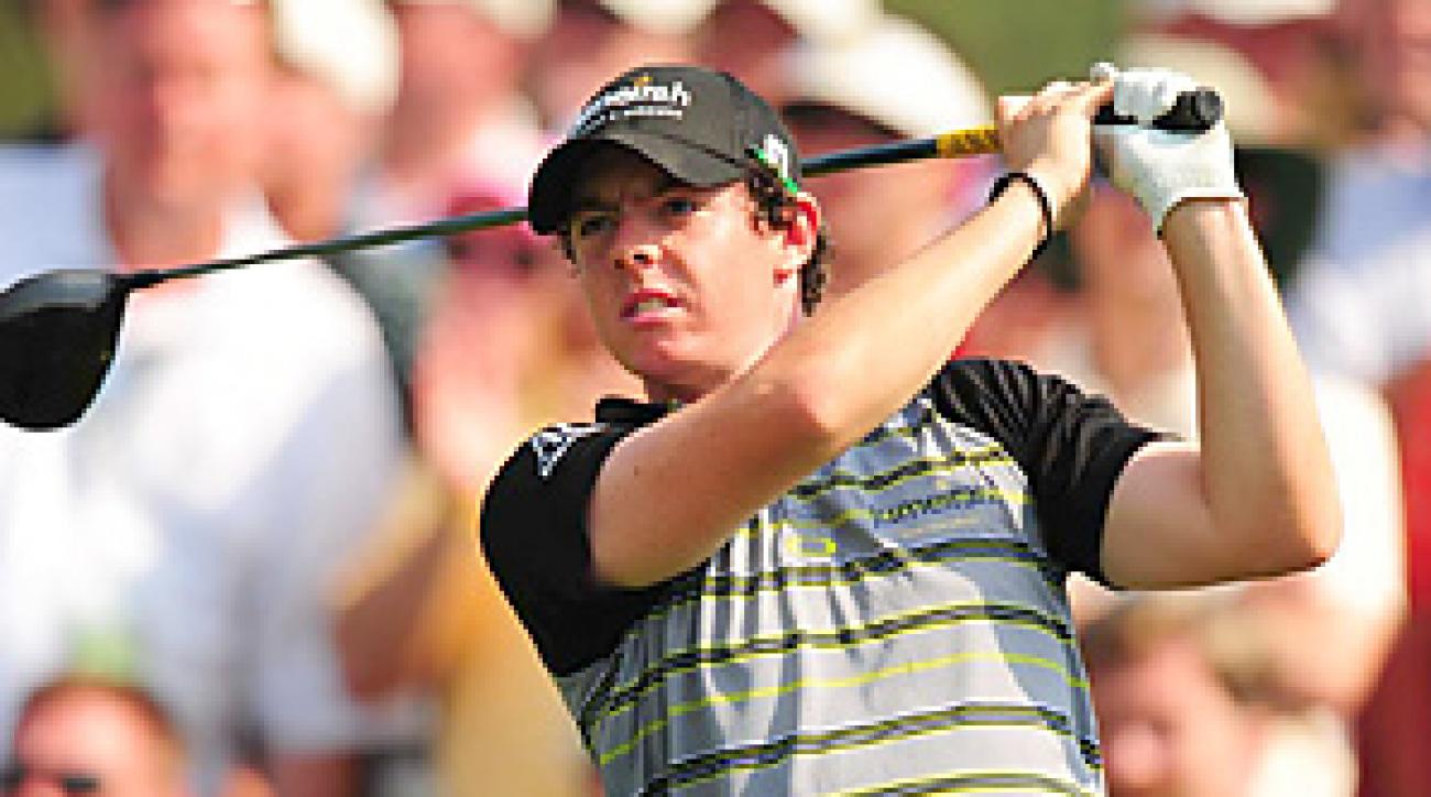 After taking the lead into Sunday's final round at the Masters, Rory McIlroy shot an 80.