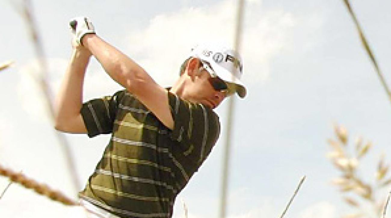 Louis Oosthuizen shot a 71 on Sunday to finish at 16 under for the event.