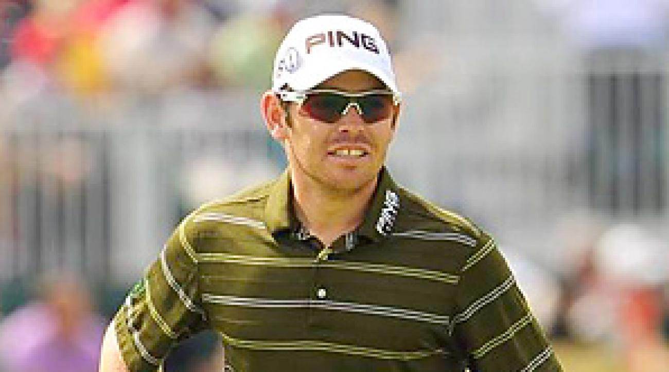Louis Oosthuizen shot a Sunday 71 to win the 2010 British Open by seven shots.