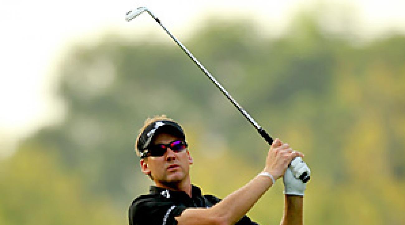 Ian Poulter won his second European Tour event of the season.
