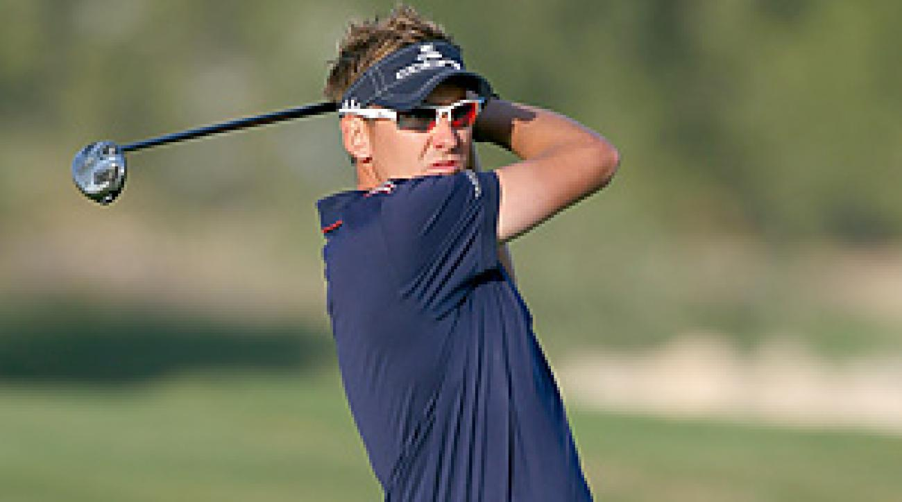 Ian Poulter will look to defend his title this week at the Accenture Match Play.