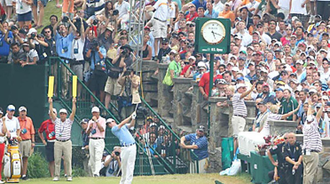 golf tee shot instruction