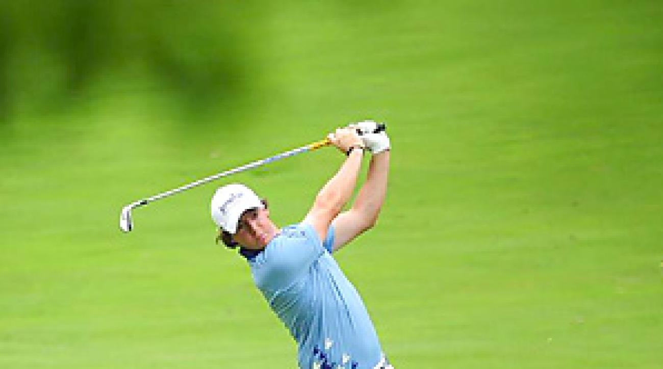 Rory McIlroy finished at 16 under and won the U.S. Open by eight strokes.