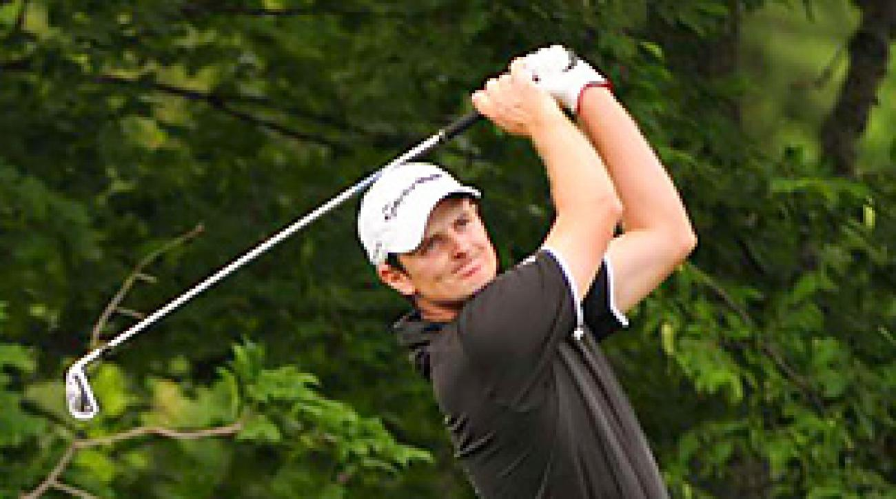 Fresh off his win at the Memorial, Justin Rose failed to qualify for the U.S. Open.