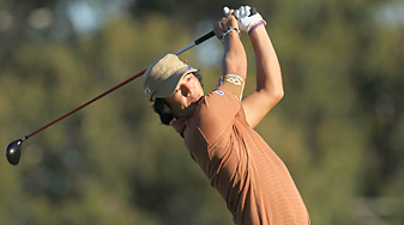Ryo Ishikawa has won nine times on the Japan Golf Tour.