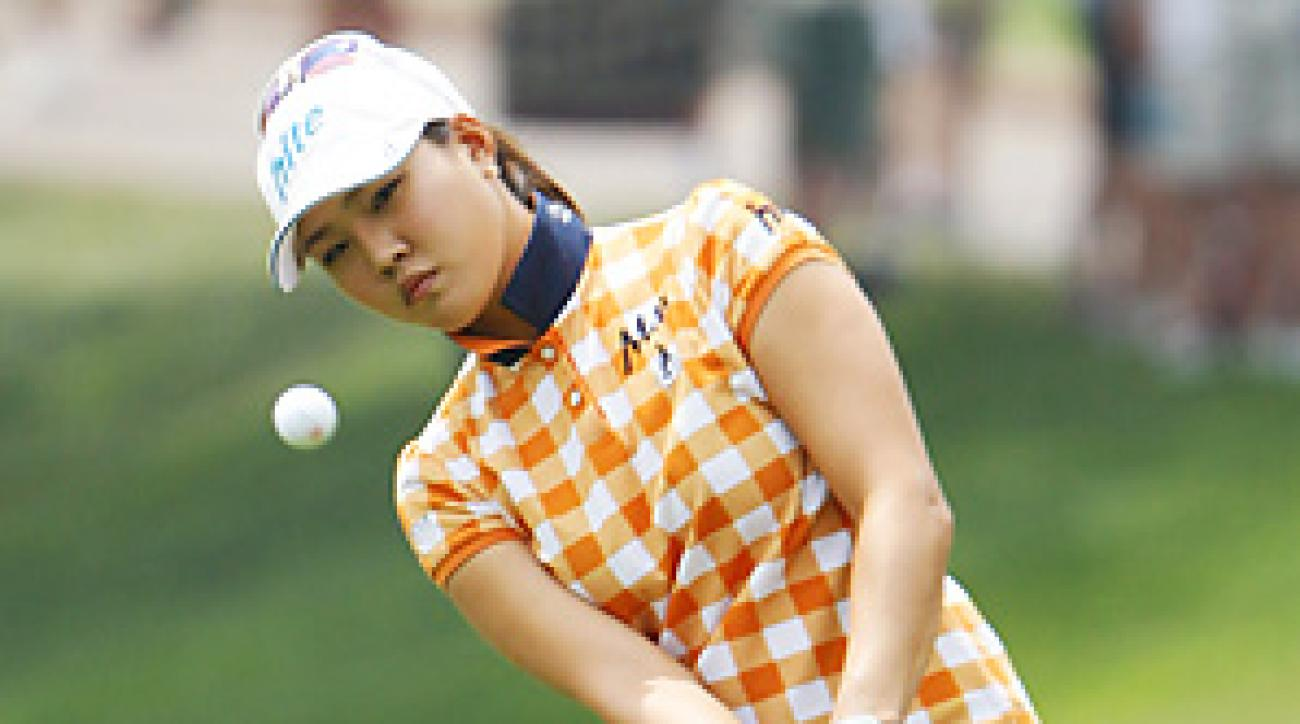Hee Kyung Seo finished at three under through four rounds at the U.S. Women's Open.