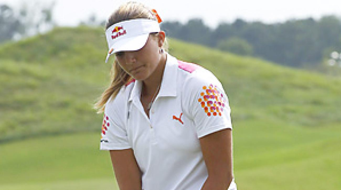Lexi Thompson won the Navistar LPGA Classic by five shots.