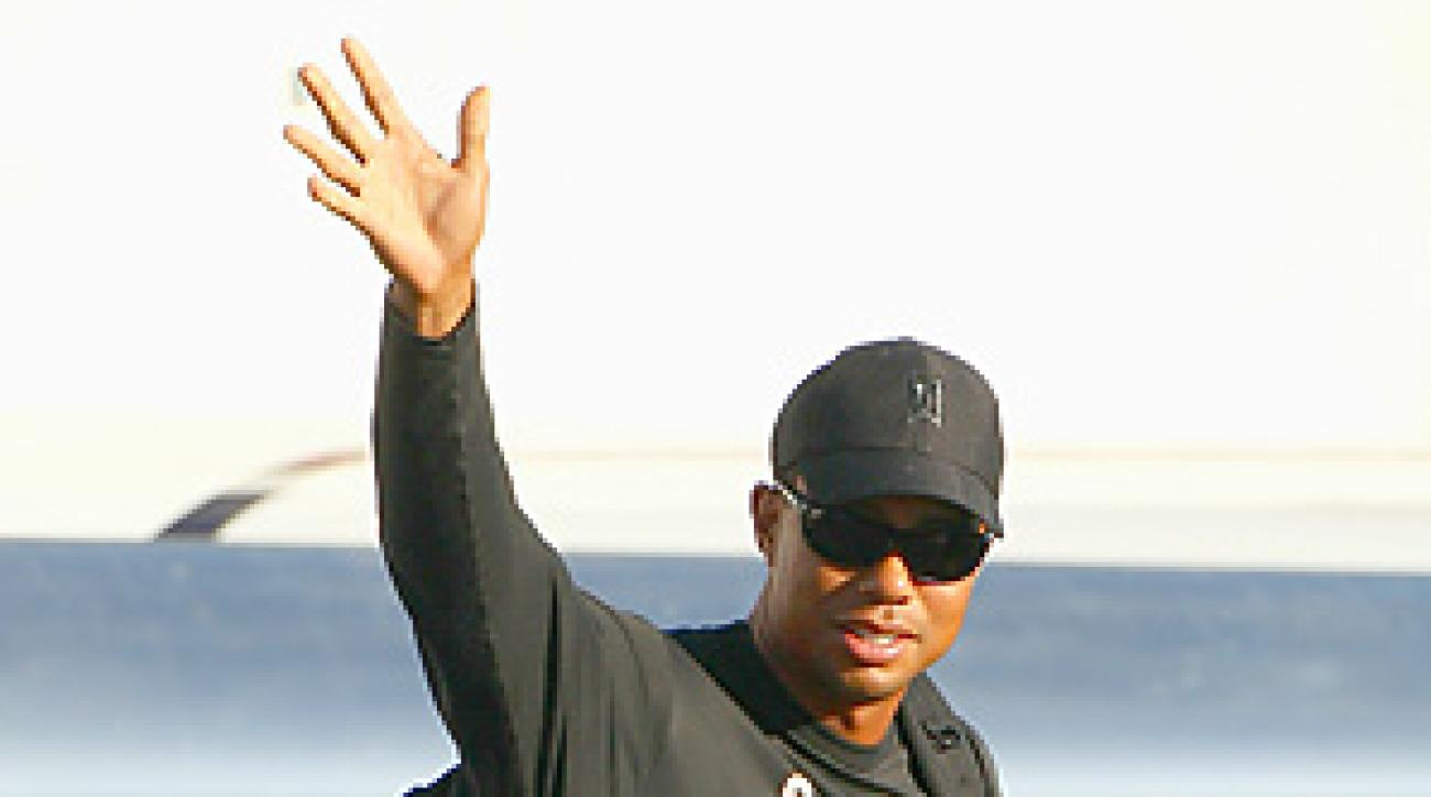 Tiger Woods hasn't won a title since last year's Australian Masters.