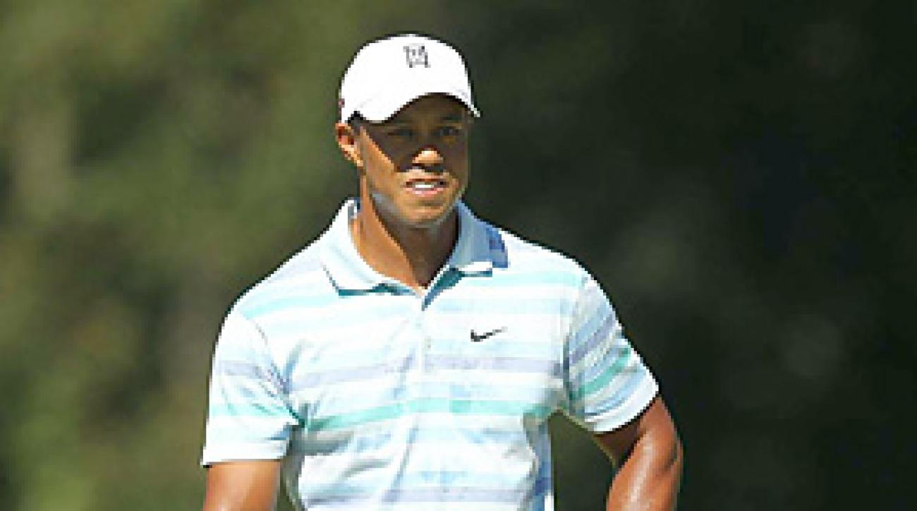 Tiger Woods failed to qualify for the final event in the FedEx Playoffs.