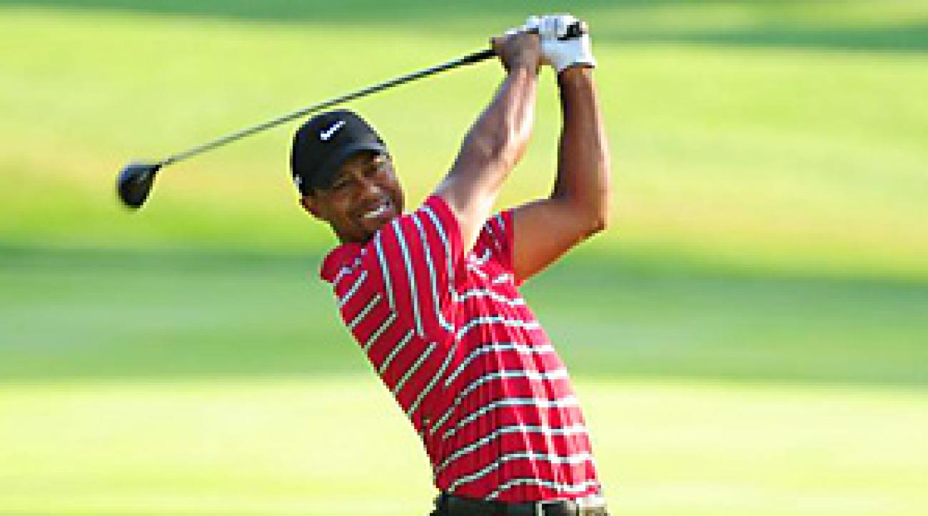 Tiger Woods will make his 2011 season debut this week at Torrey Pines.