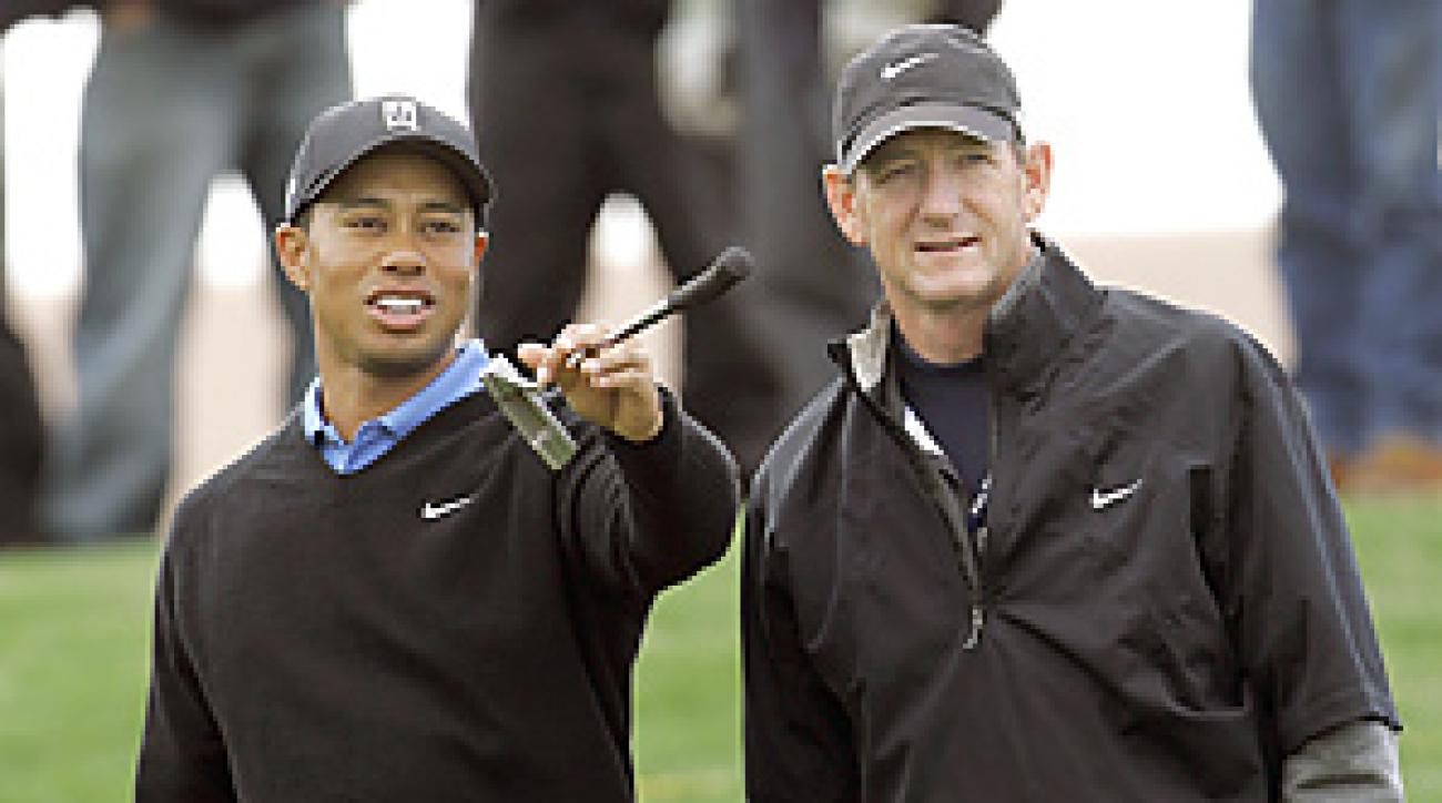 Tiger Woods and Hank Haney began working together in 2004.