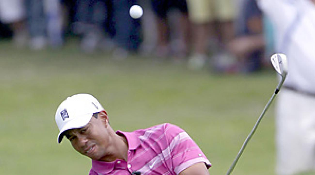 Tiger Woods Woods finished alone in fourth at the Australian Masters, recording consecutive top 10s for the first time all year.
