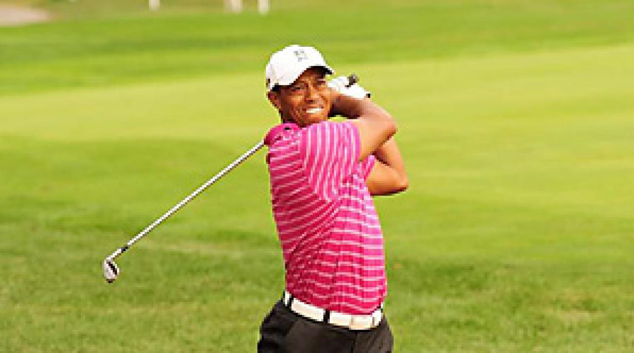 Tiger Woods did not win a tournament in 2010, the first winless season of his career.