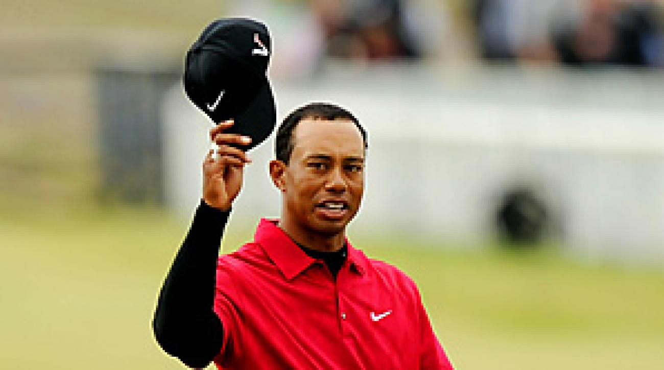 Tiger Woods won the Dubai Dessert Classic when he last competed there in 2008.