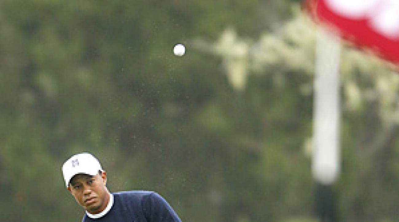 Despite his recent struggles on the course, Tiger Woods is still one of the top contenders this week at Pebble Beach.