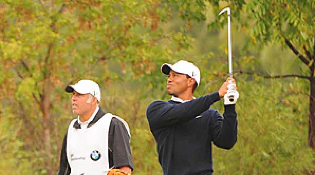 Tiger Woods will next appear at the Ryder Cup on Oct. 1-3.