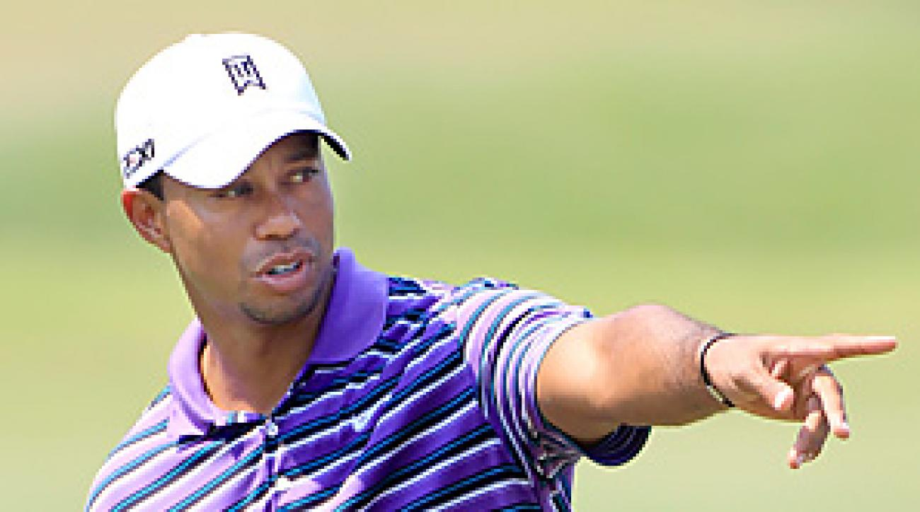 Tiger Woods last won the Players Championship in 2001.
