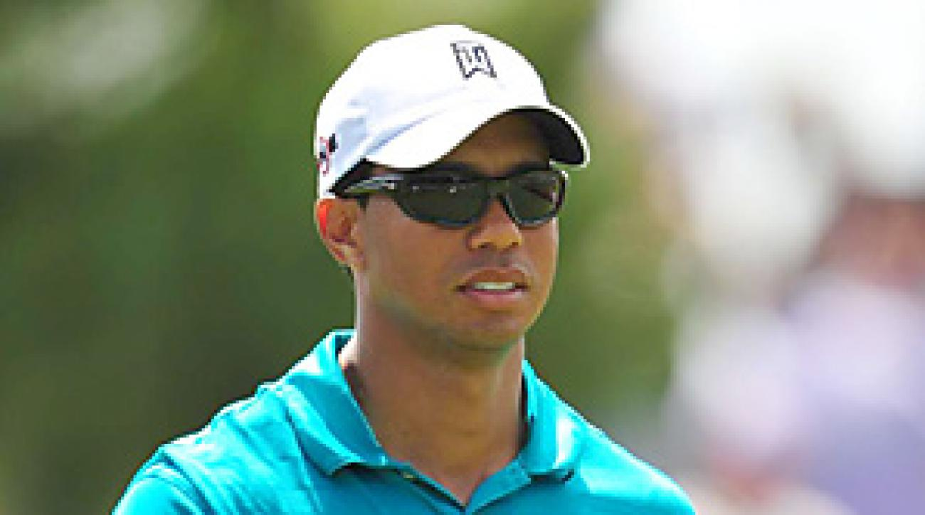 Tiger Woods said Dr. Anthony Galea treated his left knee after Woods had surgery in 2008.