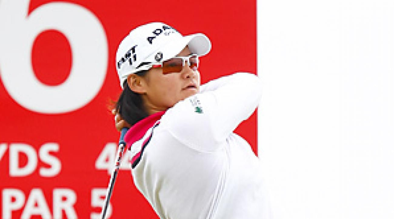 Yani Tseng shot a 69 Sunday to win her fifth career major title.
