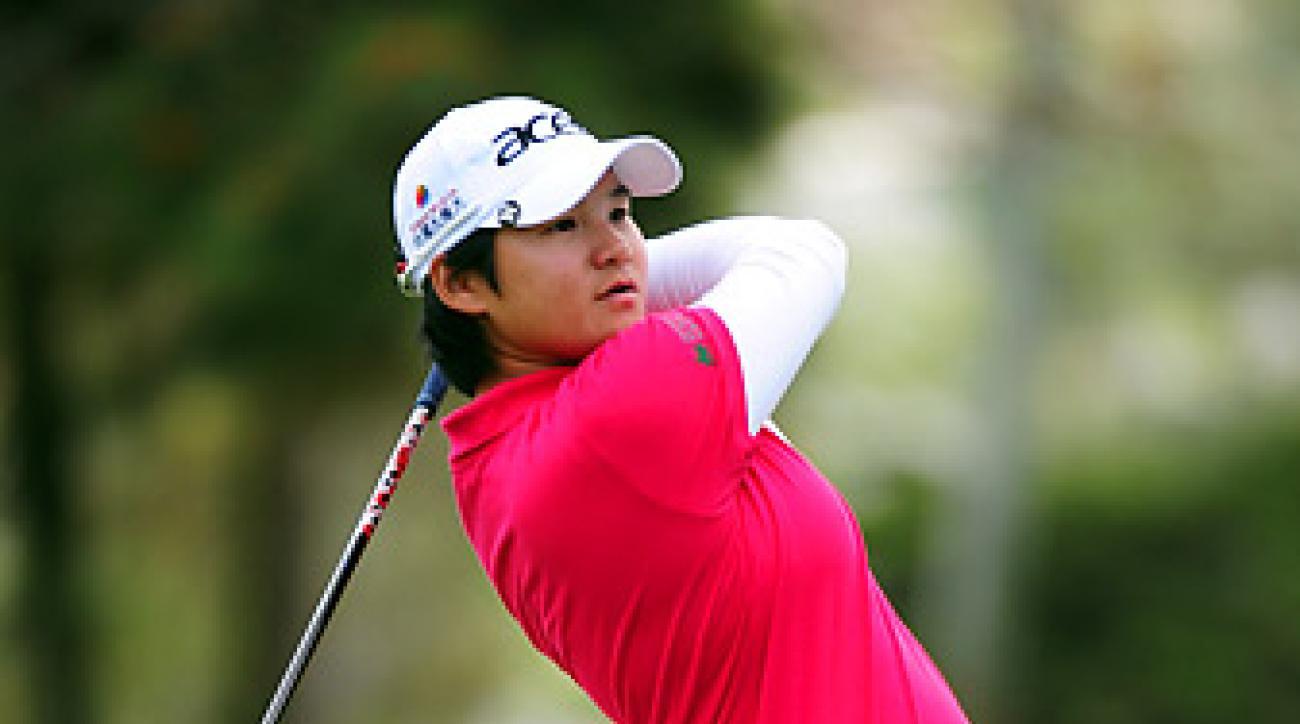 Yani Tseng won her third title of the season.