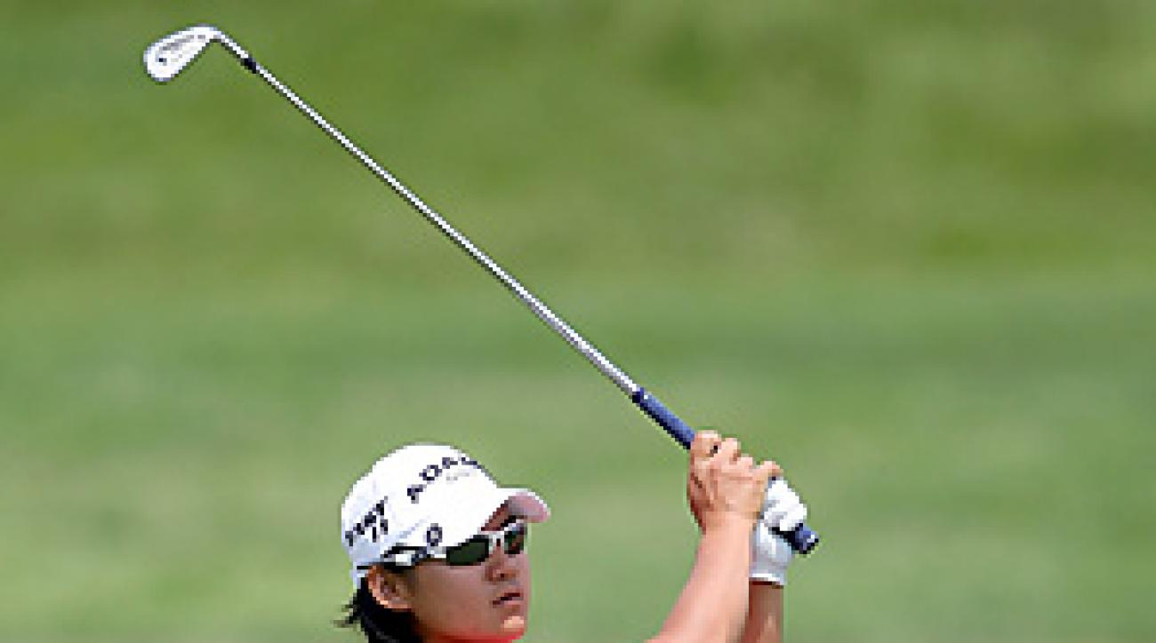 Yani Tseng won her seventh LPGA tour title in four years.