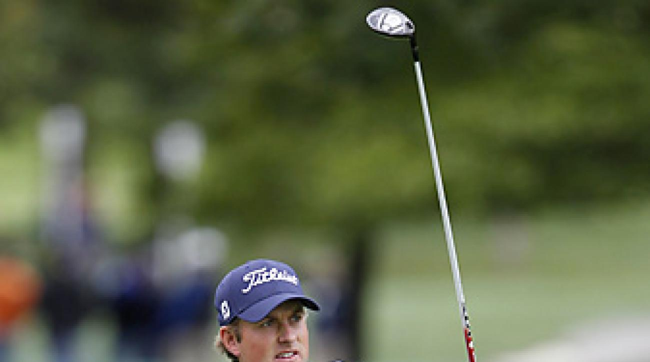 Webb Simpson is second on the PGA Tour money list entering this week.