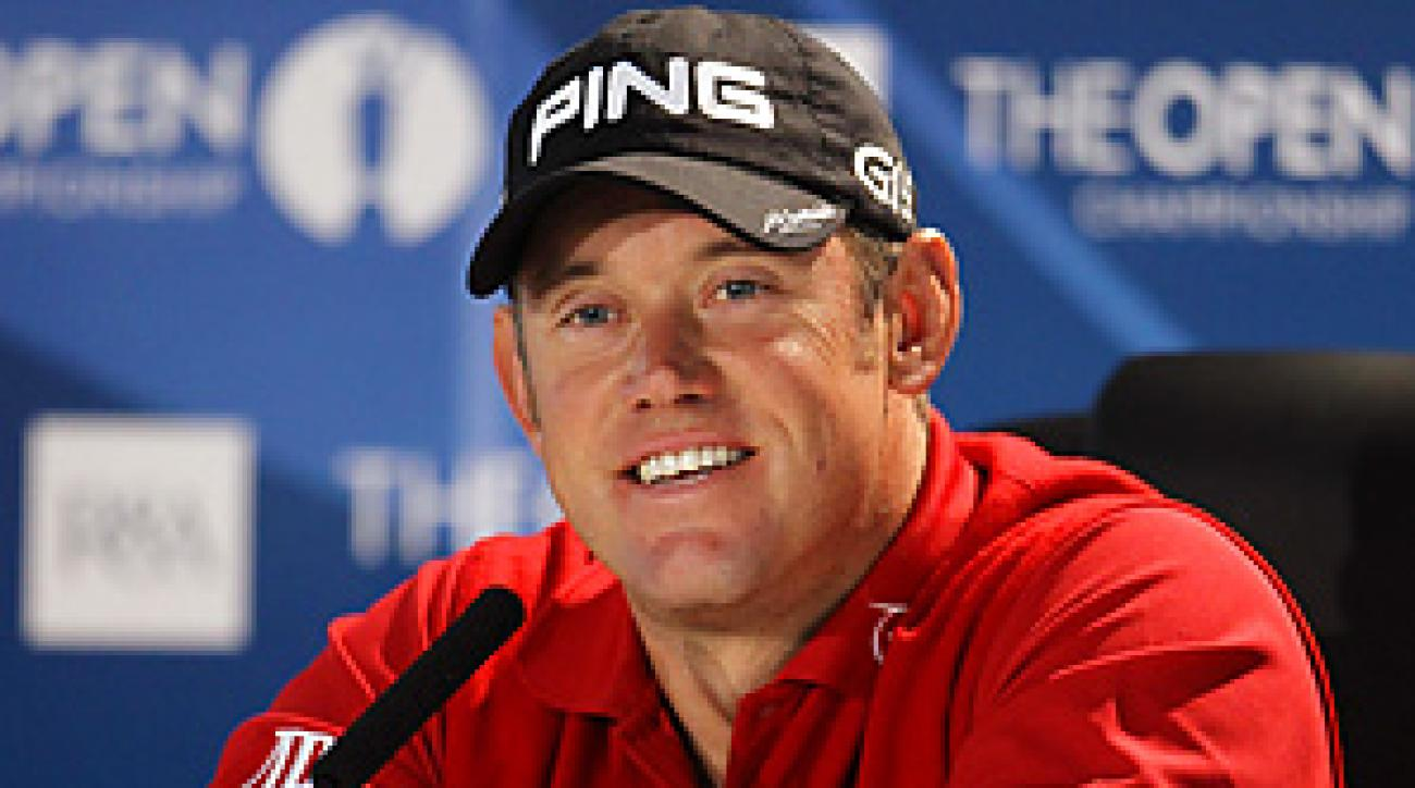 Lee Westwood is seeking his first career major title.