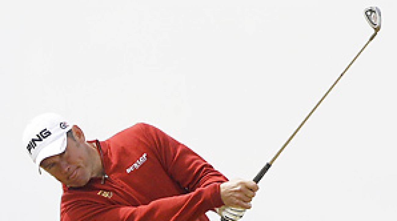 Lee Westwood is the second-ranked player in the world.