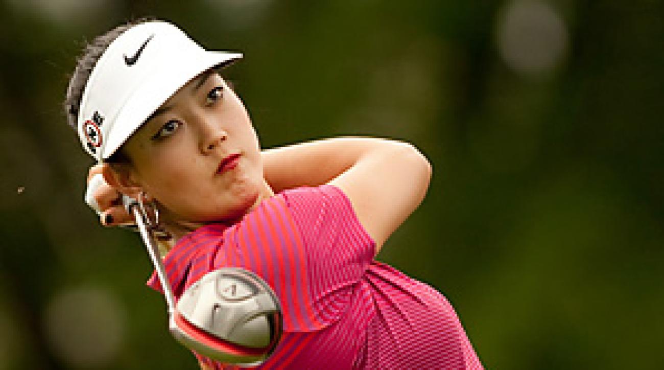 Michelle Wie earned her second career LPGA victory.
