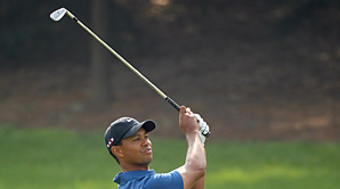 Tiger Woods is coming off a T6 finish at the HSBC Champions in Shanghai.