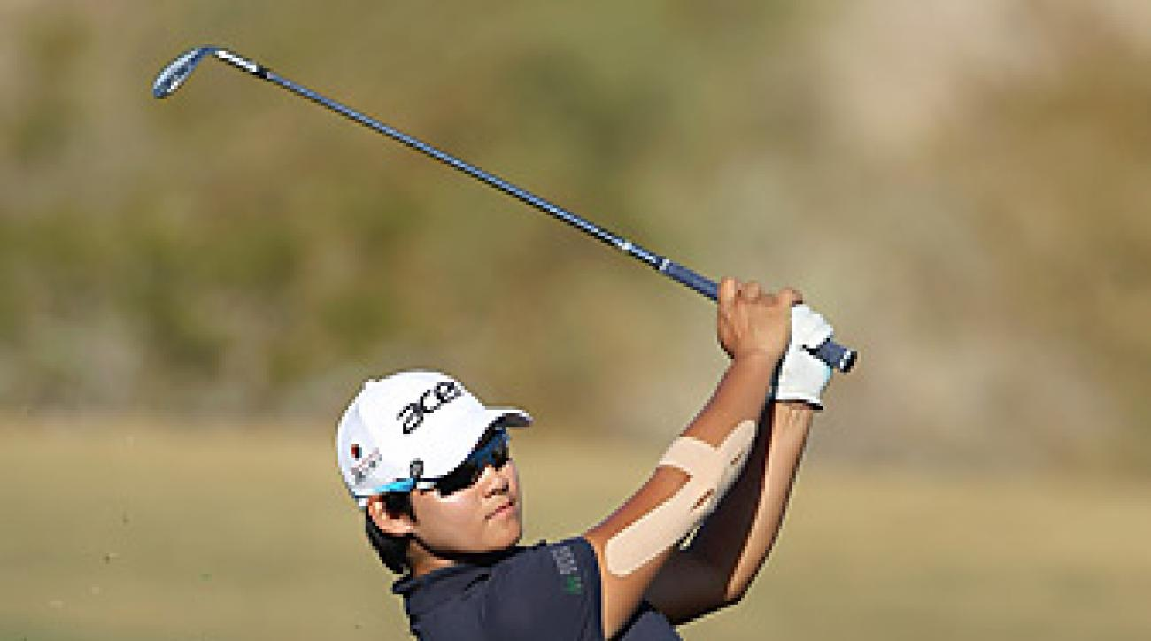 Yani Tseng has won three of her first five tournaments in 2012.