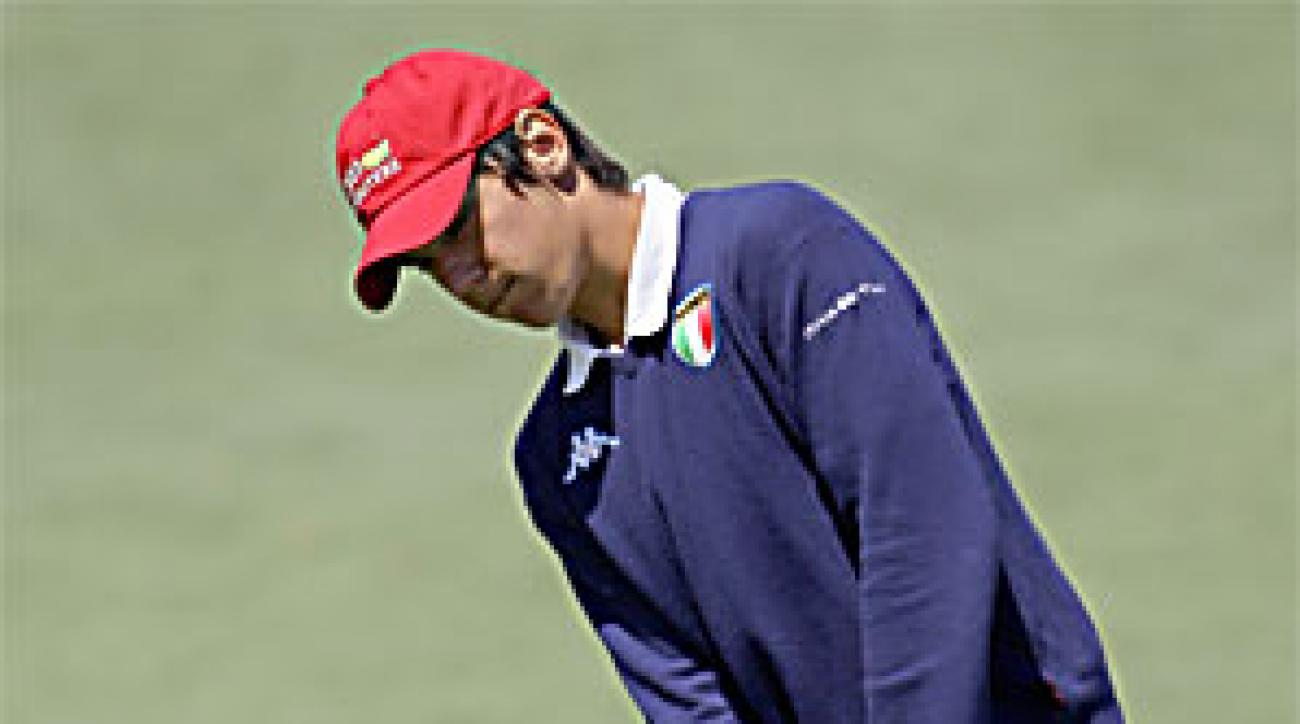 Matteo Manassero plans to turn professional next month after he turns 17.