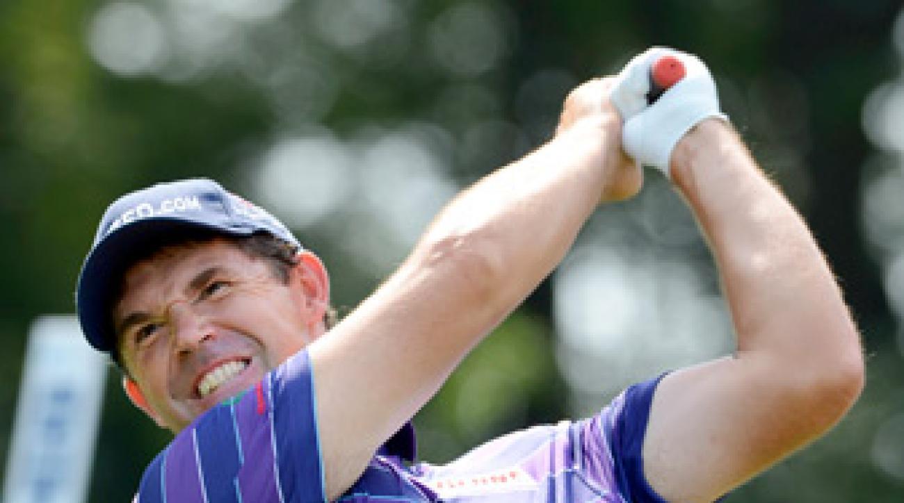 Padraig Harrington has played on six Ryder Cup teams.