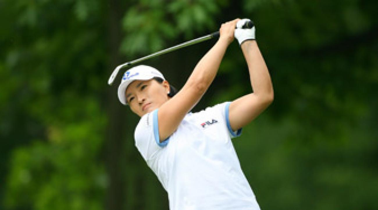 Se Ri Pak won the U.S. Women's Open at Blackwolf Run in 1998.