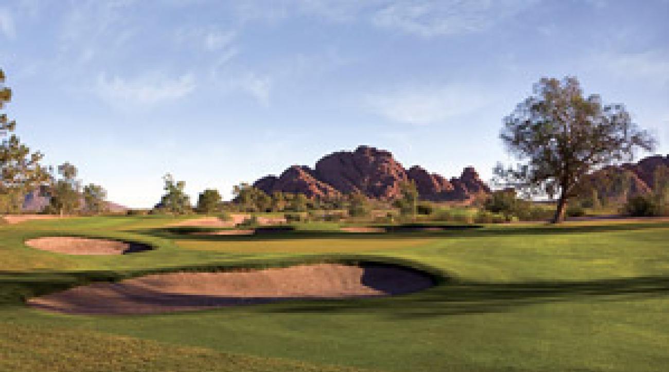 No. 17 at Papago Golf Course.