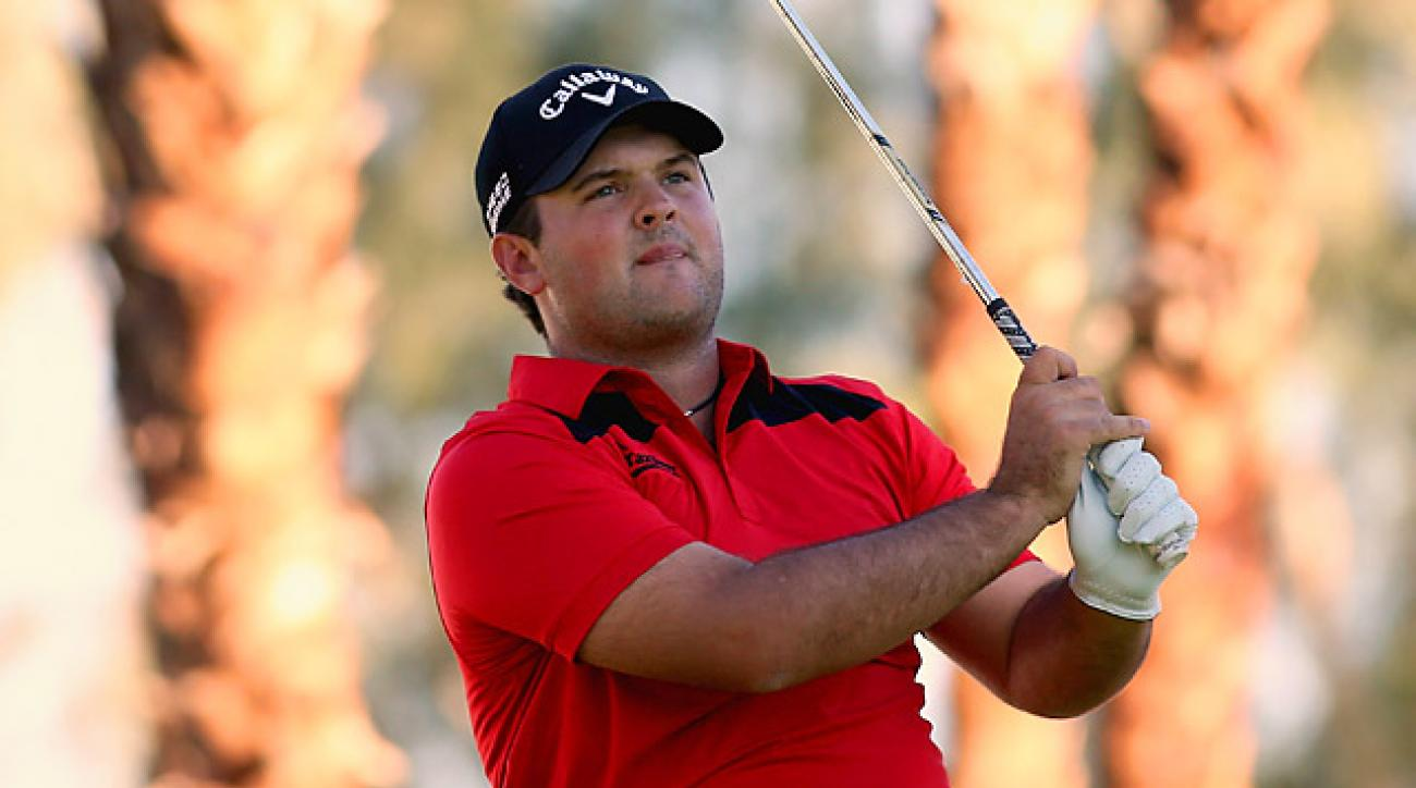 Patrick Reed was 18 under par after the second round.