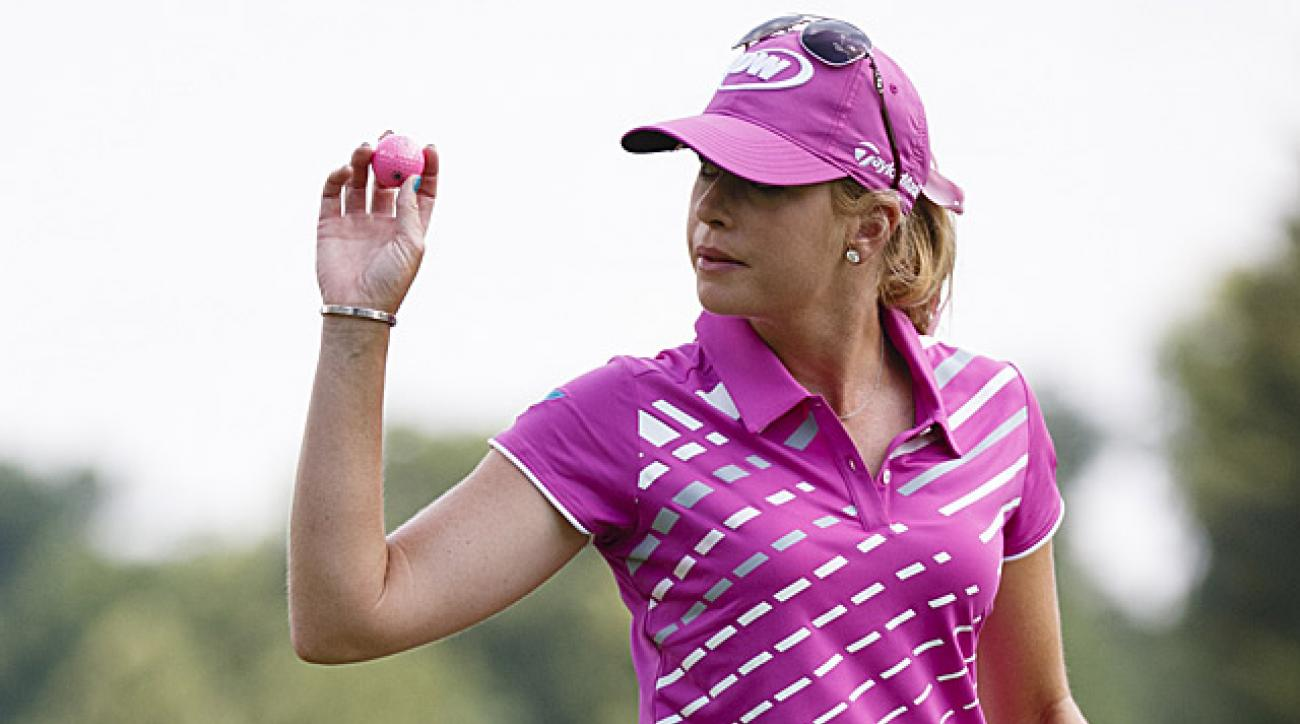 Creamer has not won on the LPGA Tour since the 2010 U.S. Women's Open.