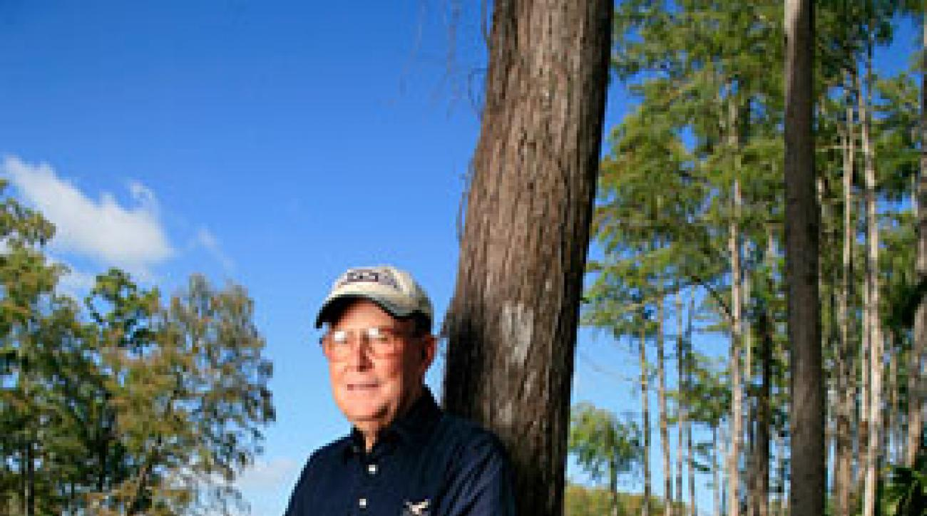 Pete Dye, 83, in Jupiter, Fla.