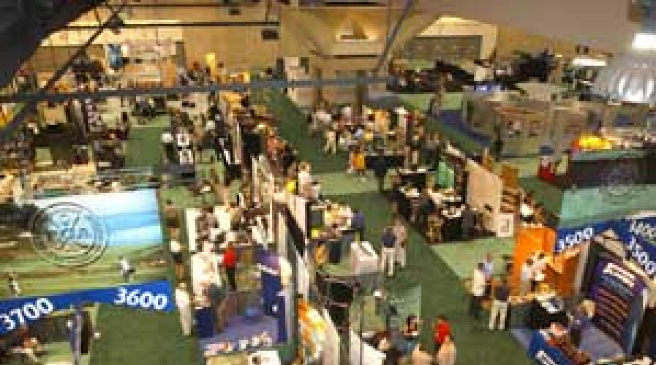 The PGA Show at Orange County Convention Center.