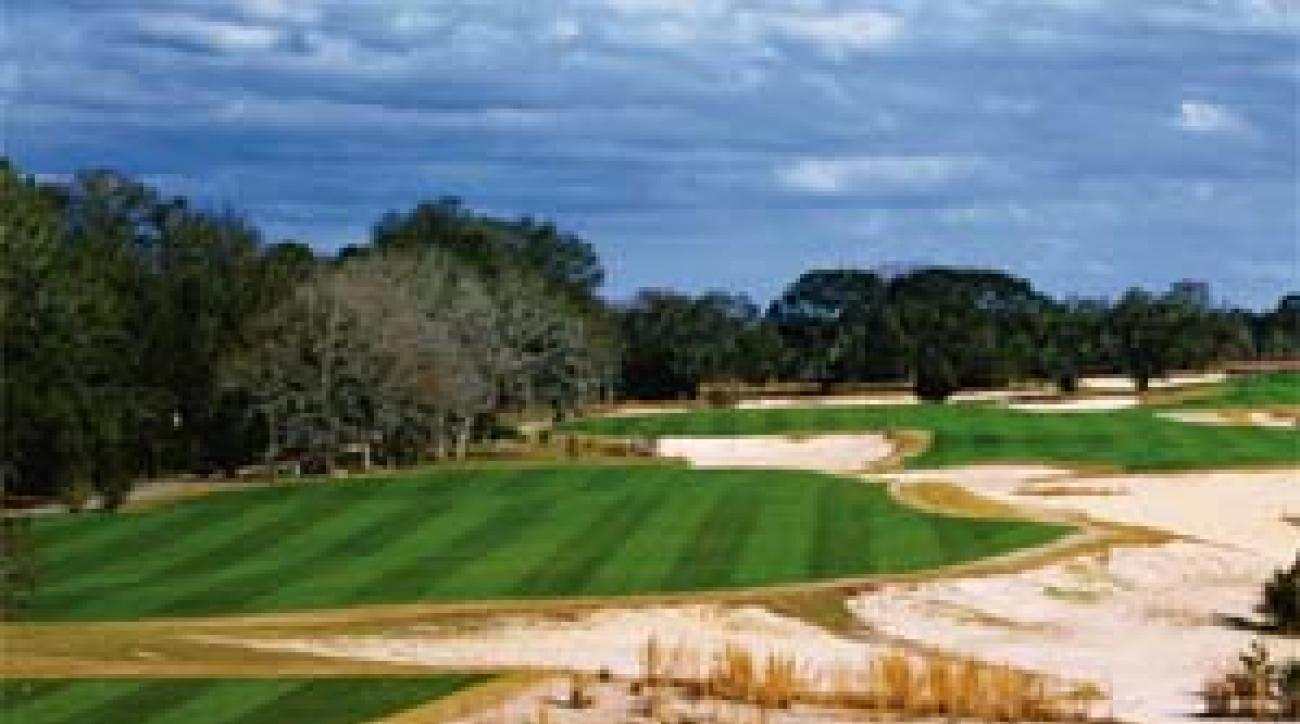 Tom Fazio's Pine Barrens course at World Woods