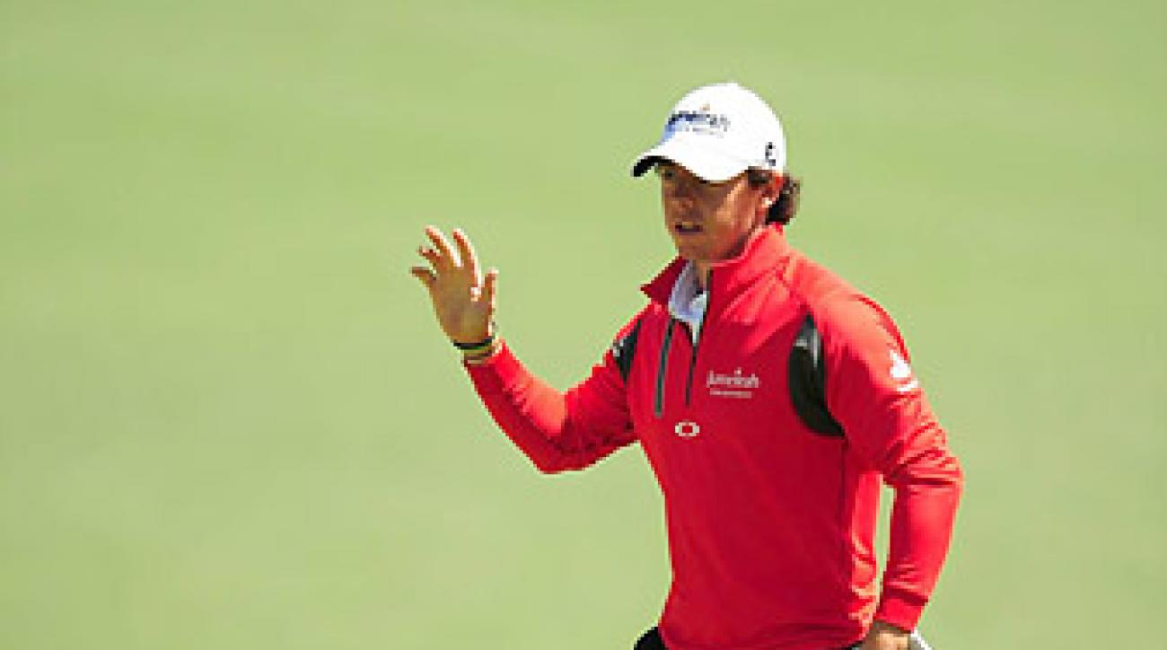 McIlroy headlines the field this week at the European Tour's BMW PGA Championship.